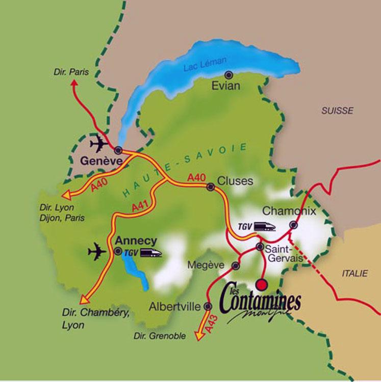 Location les cimes d 39 or a b et c location vacances les contamines montjoie - Office tourisme les contamines montjoie ...