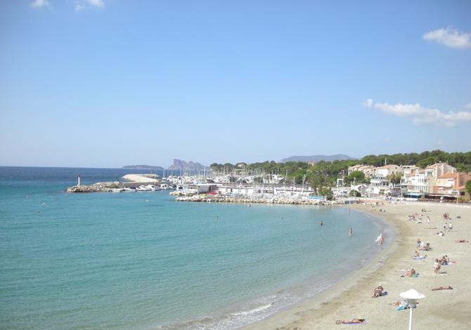 Location domaine du port d 39 alon location vacances saint - Agence du vieux port saint cyr sur mer ...