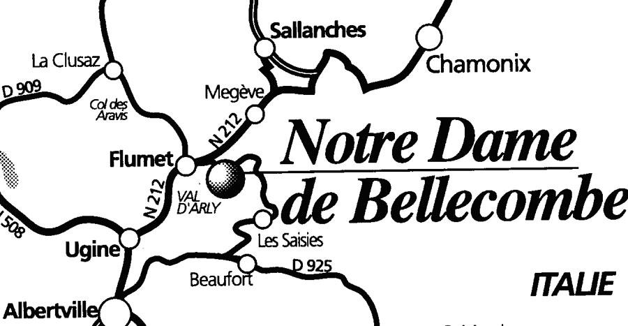 Location r sidence labellemontagne les belles roches 4 - Office de tourisme notre dame de bellecombe ...