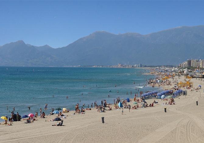 Location camping le mar estang location vacances canet plage - Office du tourisme de canet en roussillon ...