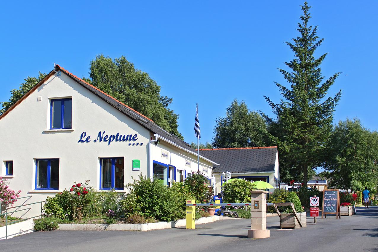 Camping le Neptune ***