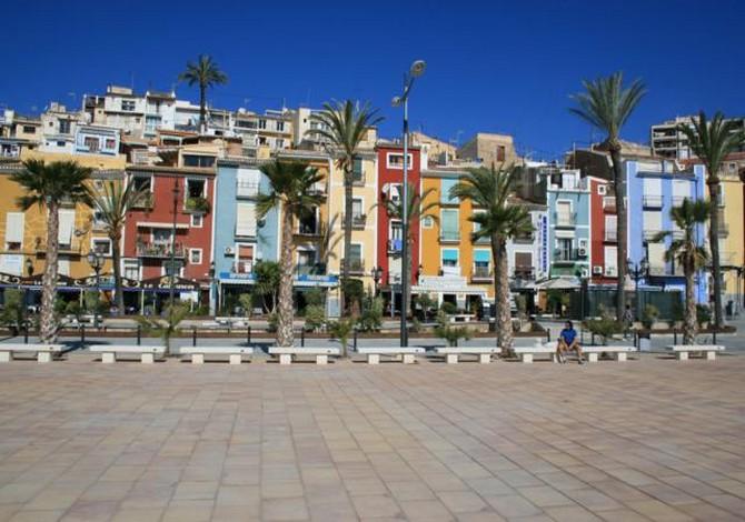 Appart Hotel Alicante Centre Ville
