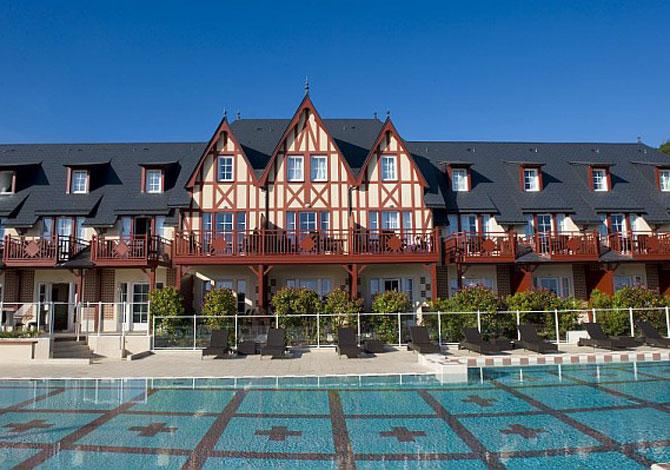 Pierre  Vacances Premium La Villa Gardnia Deauville France