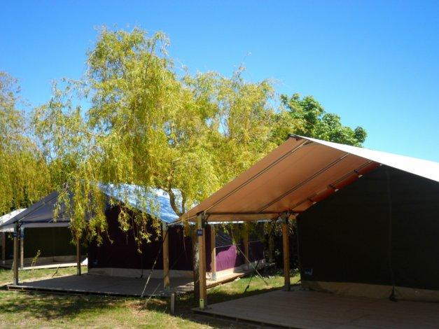 Location Camping Le Bois D'Amour , Location vacances Quiberon