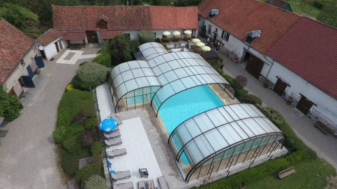 Camping baie de somme piscine couverte camping avec for Camping baie de somme avec piscine