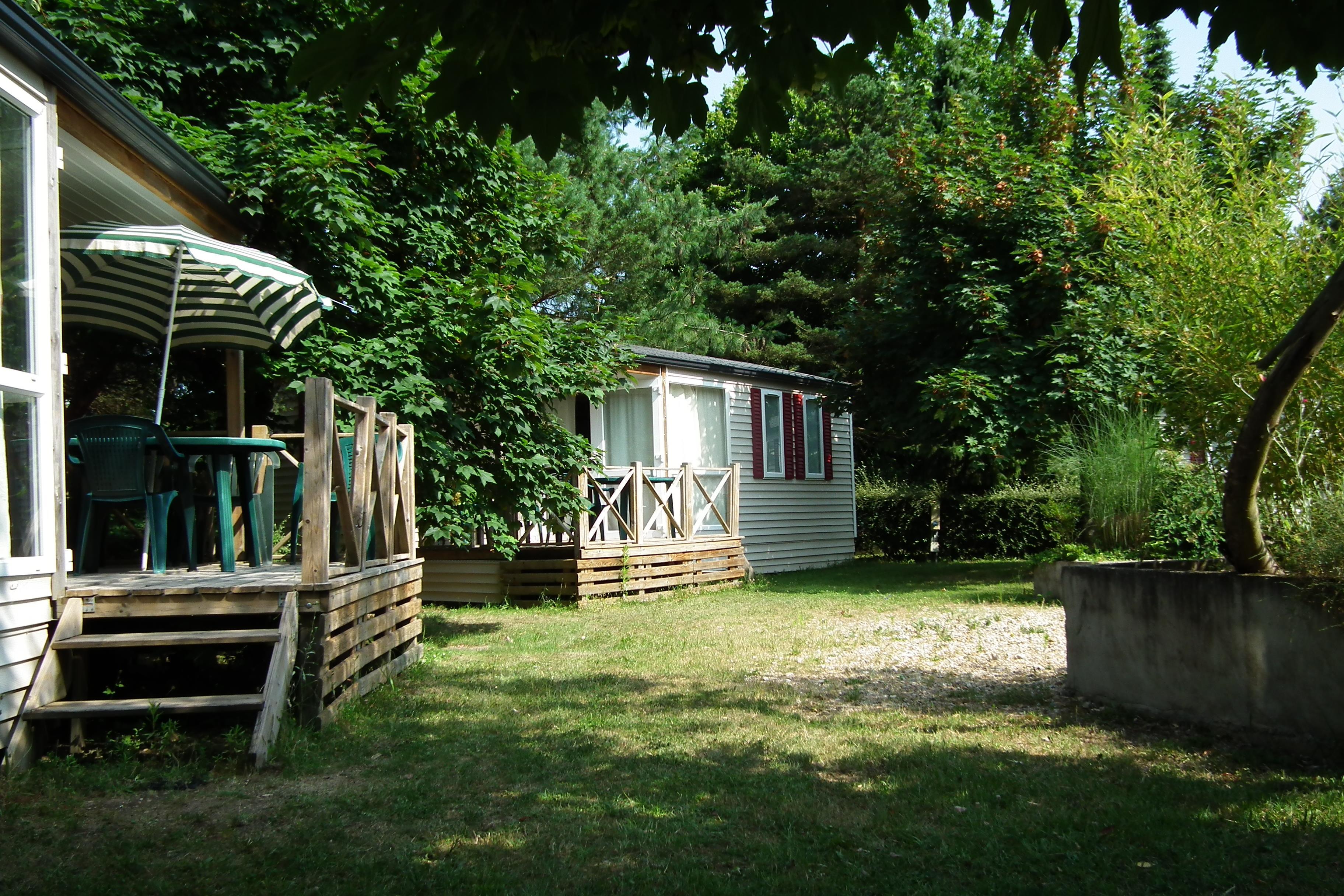 Location le jardin de sully location vacances for Camping jardin de mon pere