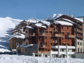 Résidence de Tourisme - Les Lodges des Alpages 3*