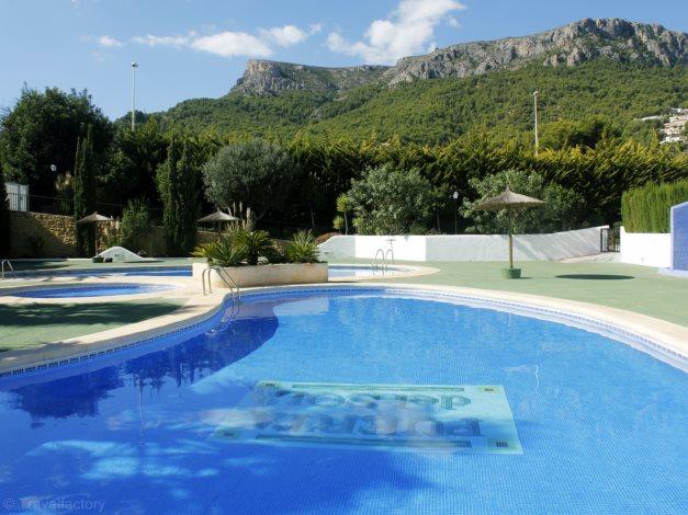 Location villas puerta del sol location vacances calpe for Parking puerta del sol