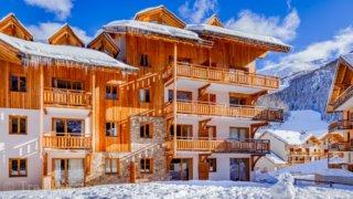 Residence L'Ecrin des Orres Confort 4*