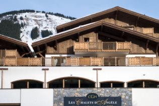Residence Les Chalets d'Angèle