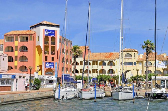 Location r sidence goelia port leucate 2 location vacances port leucate - Location appartement vacances port leucate ...