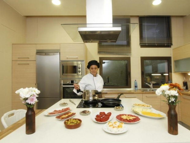 Med chef & home services included