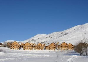 Résidence de Tourisme - Résidence Les Marmottes 3*