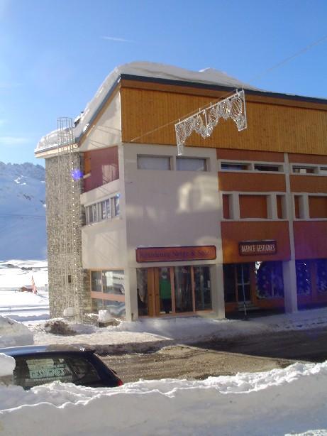 Residence Neige et soleil