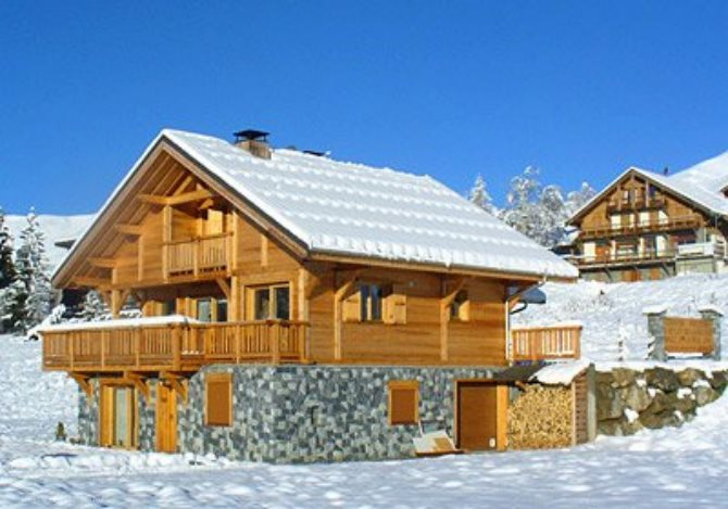 Location chalet odalys le reflet des aiguilles 5 location vacances la toussuire - Office du tourisme la toussuire ...
