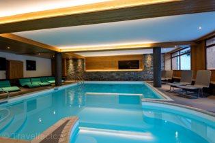 Residence Lagrange Vacances Les Chalets d'Emeraude 4* - Hebergement + Forfait re