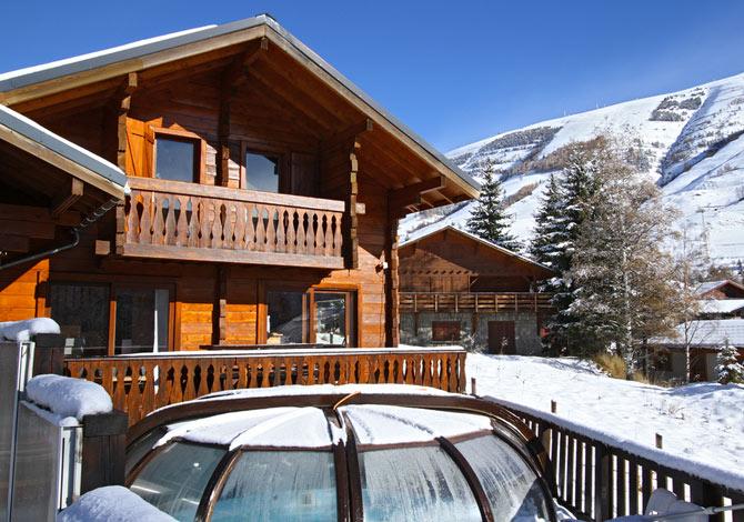 location chalet odalys soleil levant 3 location vacances les deux alpes