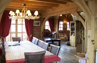 Chalet Odalys Melusine 4* - Hebergement + Forfait + Materiel de ski