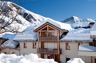 Résidence de Tourisme - Résidence Le Balcon des Neiges 3*