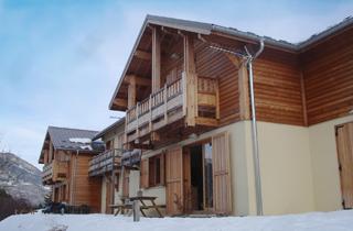 Résidence de Tourisme - Résidence Les Cottages de Risoul