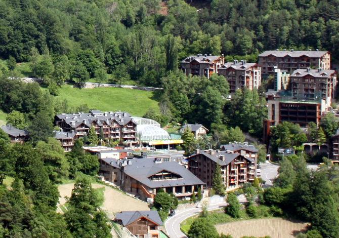 Appart Hotel Andorre Avec Piscine