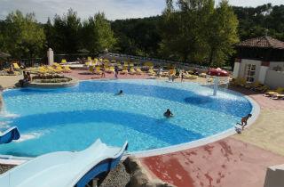 Vacances : Camping Ilbarritz ****