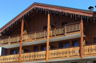 Résidence de Tourisme - Résidence Les Chalets Geffriand