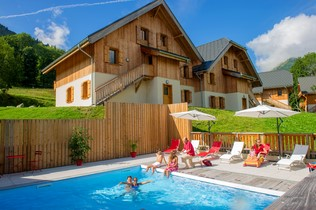 Residence Les Chalets de Belledonne