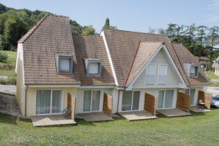 Vacances : Les Cottages du Saleys ***
