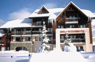 Club Vacance - Hôtel Les Carrettes ***