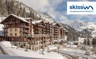Skissim Premium - Residence Les Terrasses d'Eos 5* - Hebergement + Forfait + Mat