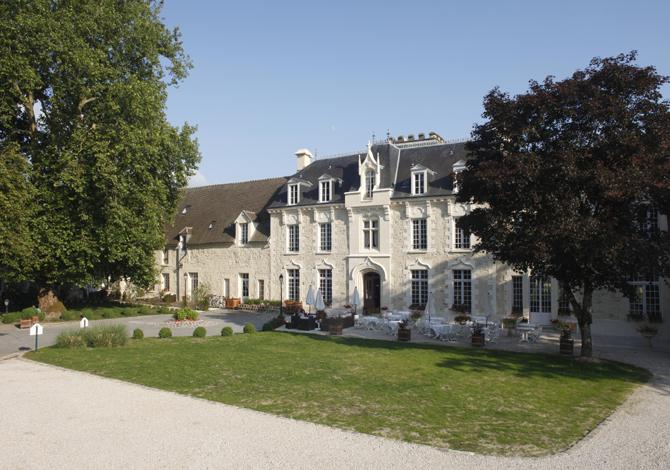 Hotel Piscine Campagne Proche Paris