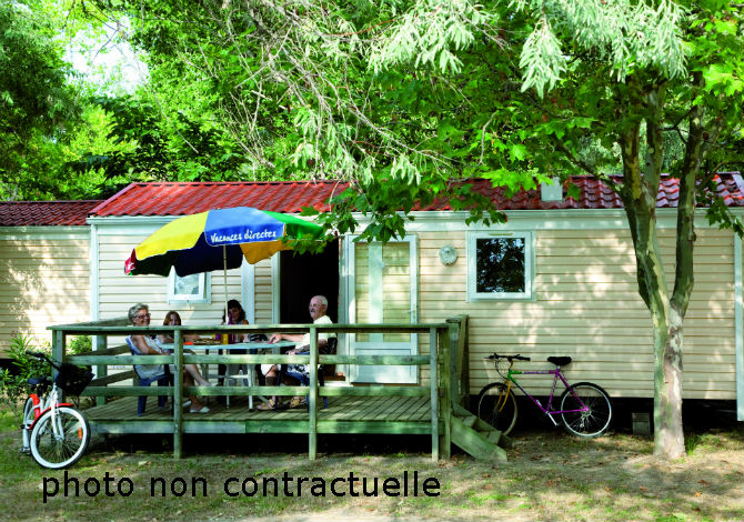 Camping Les Fontaines. ***