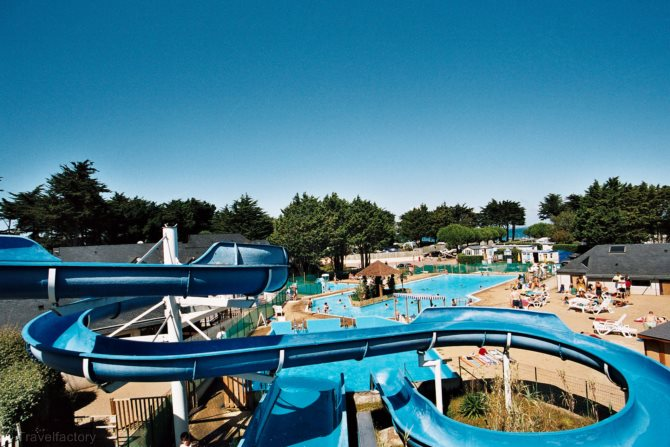 Diapo 1 for Camping piscine quiberon