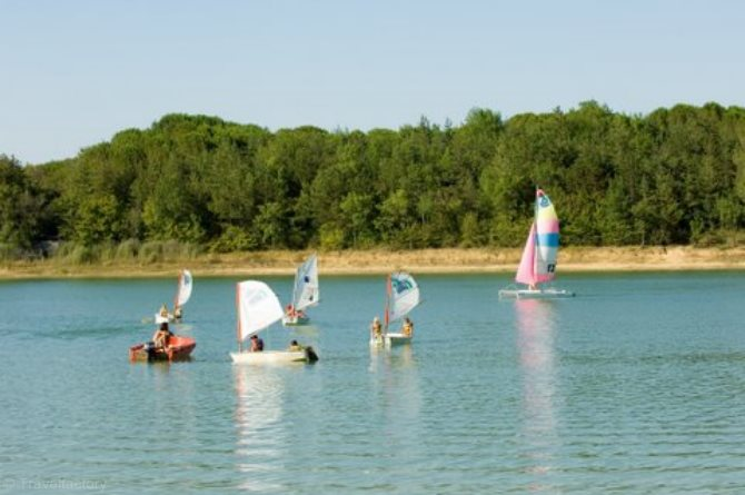 Location camping lac de thoux saint cricq location for Camping toulouse piscine