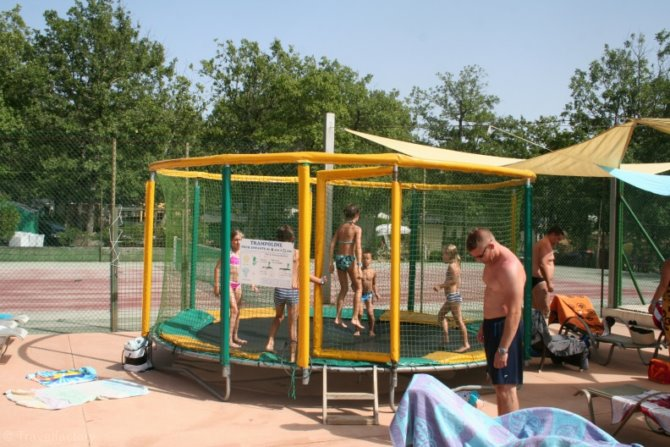 Camping Domaine de Chaussy 5*