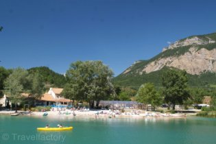 Photo Camping Lac Bleu ***