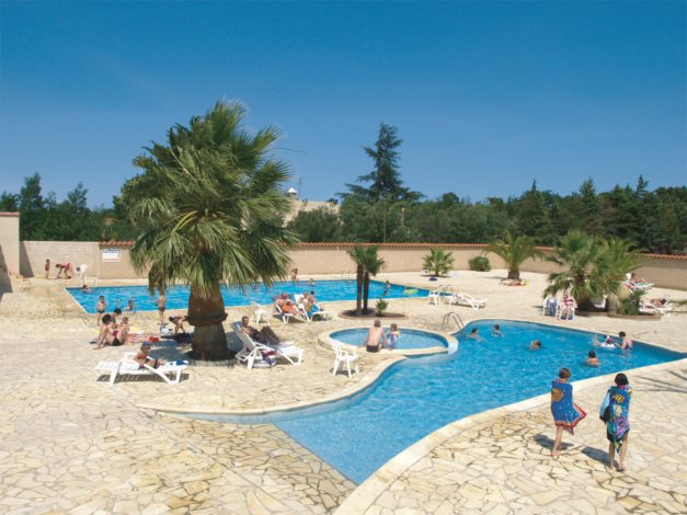 Camping La Coste Rouge 3*