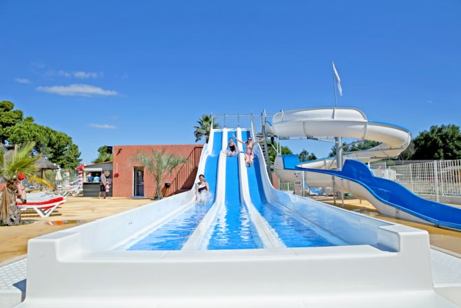 Camping Le Pearl Village Club 4*