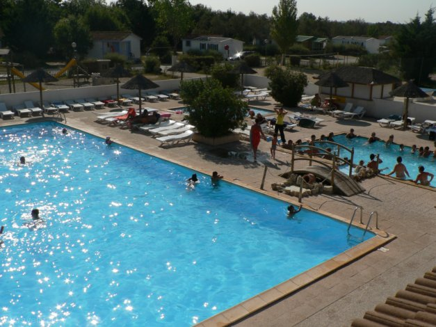 Camping Le Crin Blanc 3*