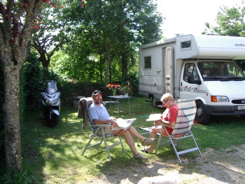 Camping Du Pigeonnier ***