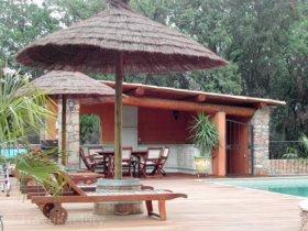 Vacances : Villa AC3578 - Mas avec piscine