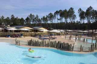 Vacances : Camping Fram Nature Soustons *****