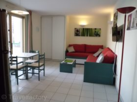 Vacances : Appartements Tour Open Rouge