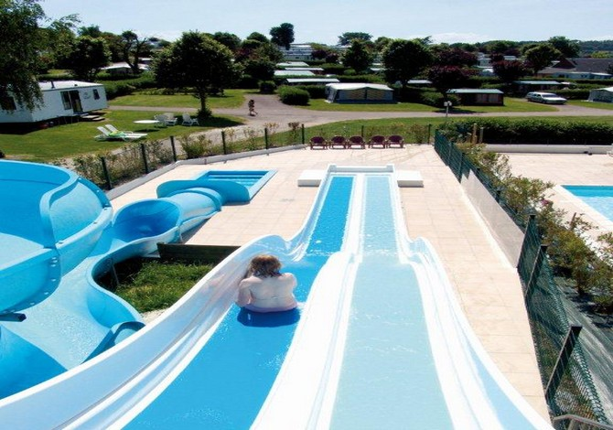 Location camping la vall e location vacances houlgate for Camping cabourg piscine