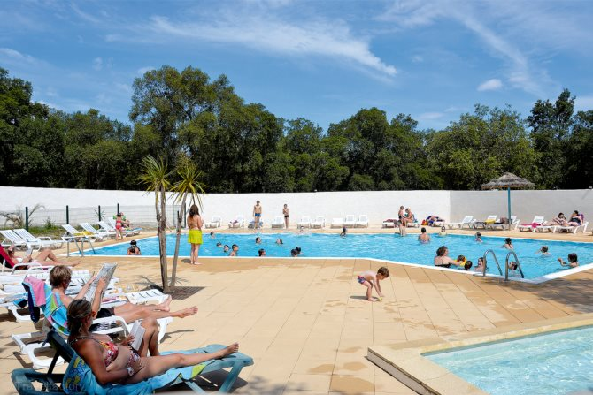 Camping Le Romarin ***