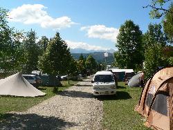 Camping - Camping Les Eymes ***