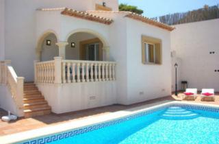 Vacances : Villas Monte Javea
