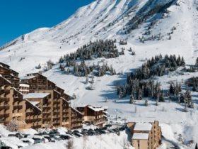 Appartements Les Chardons - Hebergement + Forfait + Materiel de ski