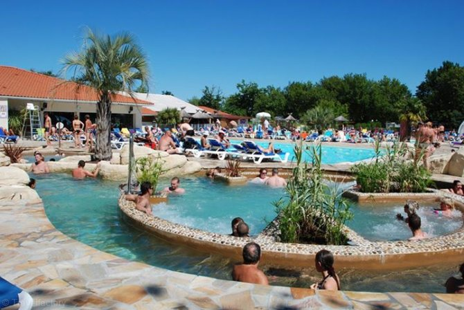Camping Sunissim Le Mayotte Vacances 5*